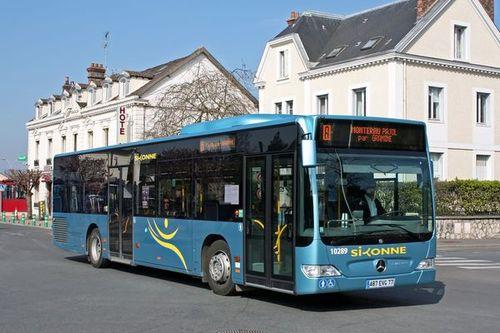 Bus siyonne