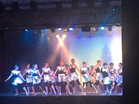 Très beau gala de danse salle rustic hier soir (et cette après-midi)