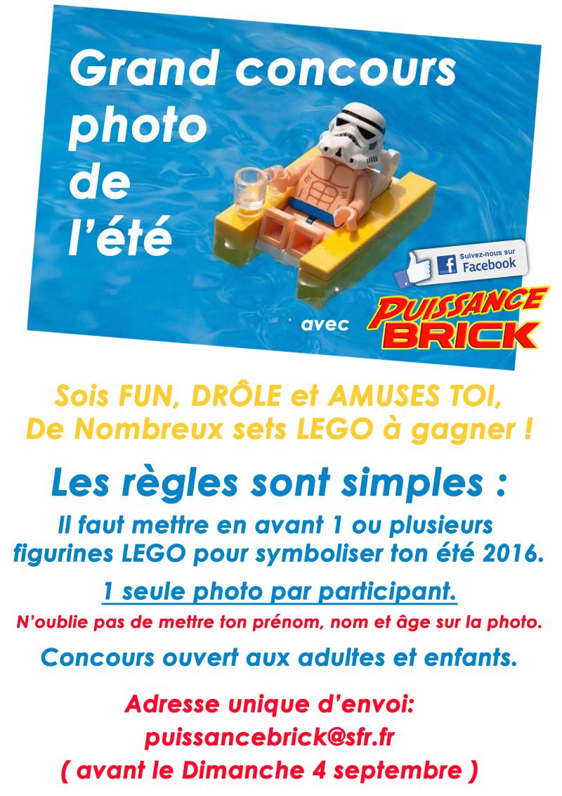 Concours photos de l'été 2016