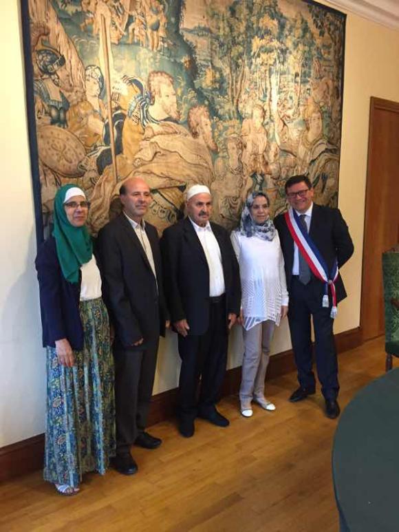 Félicitations à Mohamed et Fatima