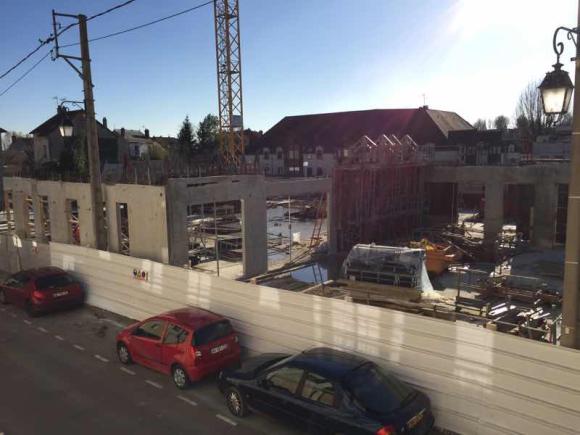 Le projet Coeur de Ville progresse