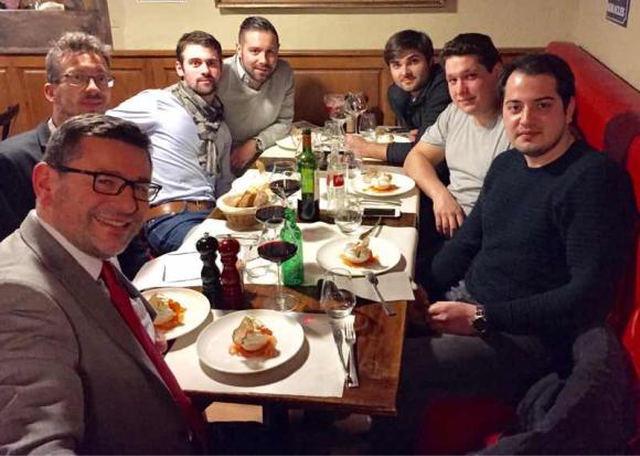 Table ronde de Montereau : Dernière statutaire de l'année