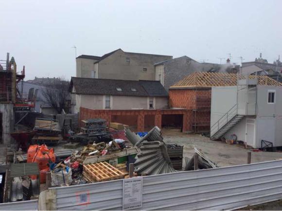 Le projet cœur de ville attaque le second étage