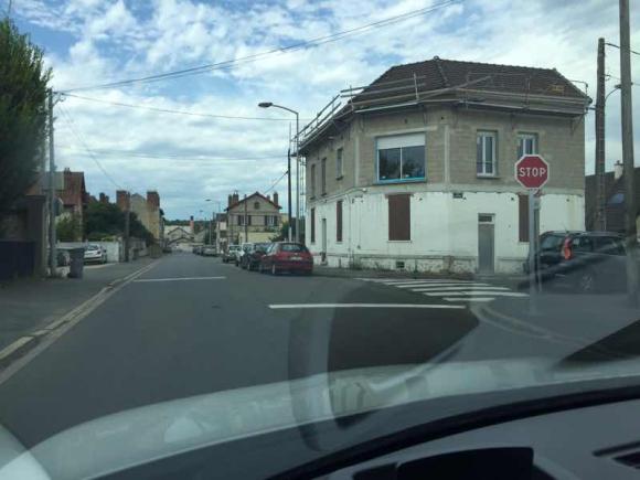 Rue du Châtelet : casser la vitesse pour une conduite apaisée et sûre