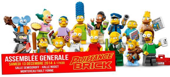 Assemblée générale annuelle de Puissance Brick