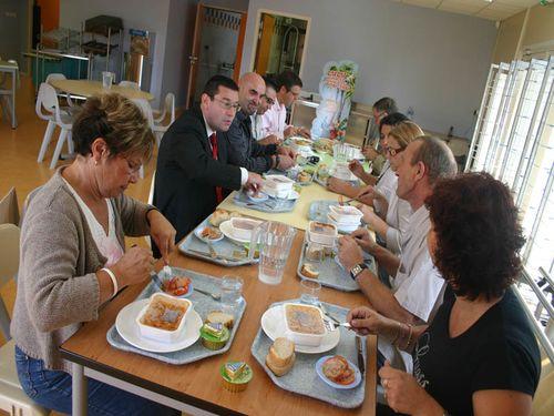 Restaurant scolaire montereau