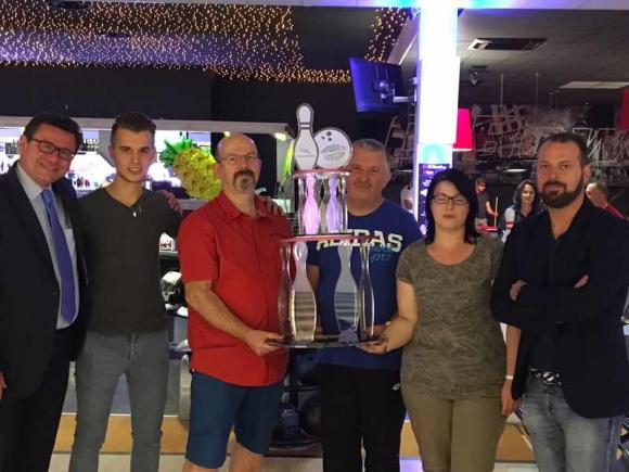 Un monterelais remporte le 2ème tournoi Siyonne-O'bowling