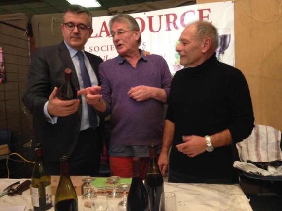 Salon du vin 2016