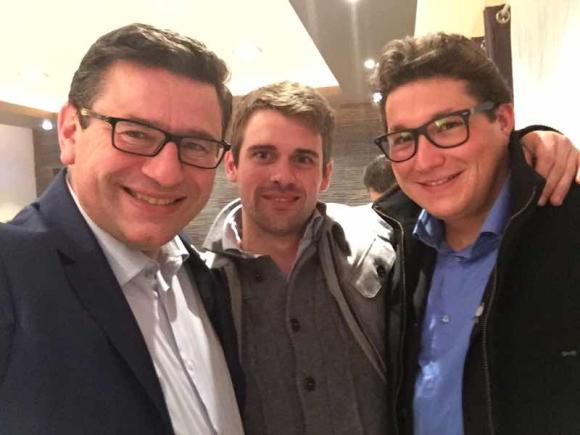 La Table Ronde de Montereau accueille deux nouveaux membres