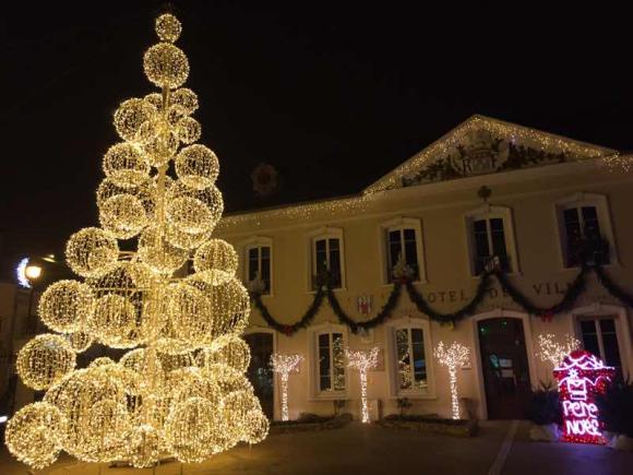 Montereau revêt ses habits de Noël