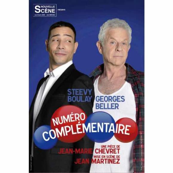 Vendredi 20 janvier : théâtre à Montereau