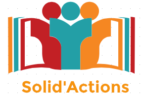 Logo solid action