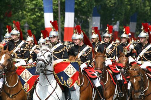 Garde républicaine défilé du 140706
